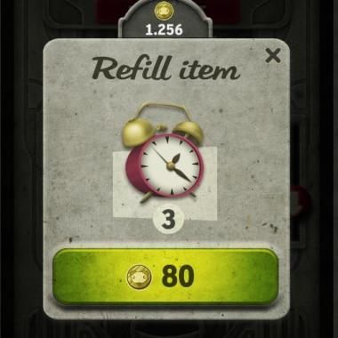 10.popup refill item