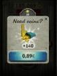 11.popup refill + compra monedas