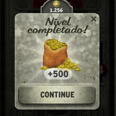 5.popup level complete